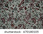 textile background | Shutterstock . vector #670180105