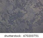 Gray Blue Venetian Plaster...