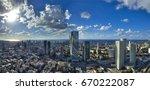 Aerial View Of Tel Aviv Skylin...
