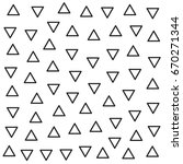 abstract wrapping paper pattern  | Shutterstock .eps vector #670271344