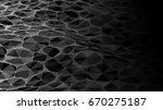 vector abstract futuristic... | Shutterstock .eps vector #670275187