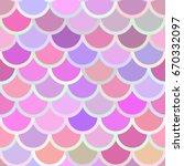 traditional japanese seamless... | Shutterstock .eps vector #670332097