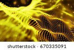 beutiful wave abstract... | Shutterstock . vector #670335091