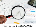 the concept of forex finance... | Shutterstock . vector #670345744