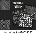 abstract concept vector... | Shutterstock .eps vector #670354555