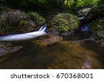 Mountain Stream  River. Saga ...
