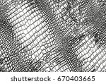 distressed overlay texture of... | Shutterstock .eps vector #670403665