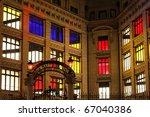 lyon  france   december 11  ...   Shutterstock . vector #67040386
