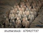 xian china  october 24  2015...   Shutterstock . vector #670427737