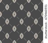 seamless pattern with gemstones ... | Shutterstock .eps vector #670460551