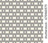 seamless pattern with gemstones ... | Shutterstock .eps vector #670460575