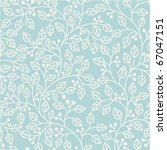 blue seamless pattern with...   Shutterstock .eps vector #67047151