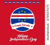 cape verde independence day...