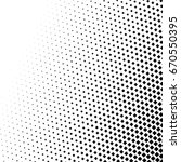 abstract halftone  minimalistic ... | Shutterstock .eps vector #670550395