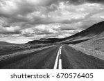 Mountain Road Next To...