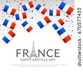 illustration card banner or... | Shutterstock .eps vector #670577455