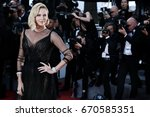 cannes  france   may 23  ... | Shutterstock . vector #670585351