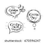 black vector grunge stamp set... | Shutterstock .eps vector #670596247