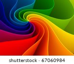 3d colorful background | Shutterstock . vector #67060984