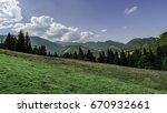 nature of mala fatra  slovakia  | Shutterstock . vector #670932661