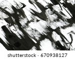 abstract ink background. marble ... | Shutterstock . vector #670938127