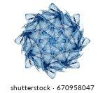 geometry of space series.... | Shutterstock . vector #670958047