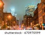 Broadway In Manhattan In The...