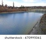 lake tekapo beautiful crystal...   Shutterstock . vector #670995061
