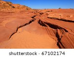 Entrance To Lower Antelope...