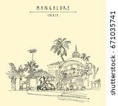 Mangalore  Karnataka  India....