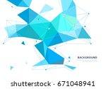 background | Shutterstock .eps vector #671048941