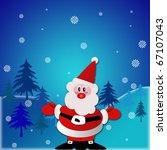 santa claus | Shutterstock . vector #67107043