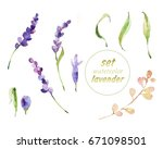 Watercolor Ornament With...