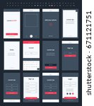 material design mail app kit...