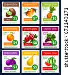 Fruits Price Cards Of Exotic...