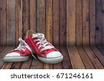 Red Shoes Sold Through The Sal...