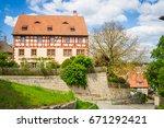 rosstal  germany    Shutterstock . vector #671292421