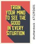 Typographic Quote Art Poster...
