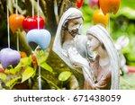 Holy Family And Jesus. Jesus ...