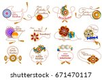 easy to edit vector... | Shutterstock .eps vector #671470117