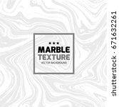 marble texture vector... | Shutterstock .eps vector #671632261