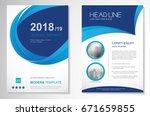 template vector design for... | Shutterstock .eps vector #671659855