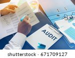 Document With Title Audit On A...