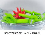 colibacteria  escherichia coli  ... | Shutterstock . vector #671910001