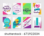 vector illustration of color... | Shutterstock .eps vector #671922034