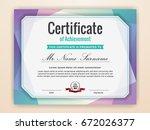 multipurpose modern... | Shutterstock .eps vector #672026377