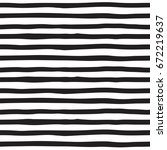 black and white striped... | Shutterstock .eps vector #672219637