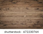 wood texture background surface ... | Shutterstock . vector #672230764