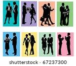 business people | Shutterstock .eps vector #67237300