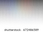 dark blue  yellow vector red... | Shutterstock .eps vector #672486589